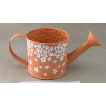 METAL ROUND WATERING CAN