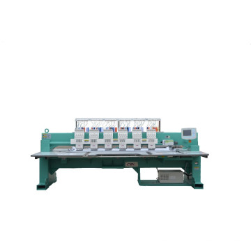 6 Kopf Hochgeschwindigkeits-Flachstickmaschine (CBL-H906)