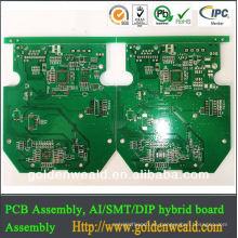 Tablero industrial de la PC de la capa industrial del grueso 8 de 8 capas PCB lg