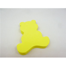 Bear Shaped Sticky Note