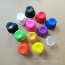 Boutons analogiques 3D colorés de chapeau de mannequin de manette de commande pour des pièces de contrôleur de XBOX UN
