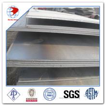 Proveedor de China Alta calidad Ss400 laminado en caliente placa de acero suave