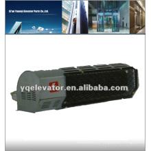 Ascensor ventilador QF-280 elevador Componentes de seguridad