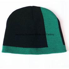 Chapeau en jacquard 2016, chapeau brodé unisexe, Bonnet en tricot