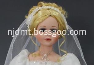 Beautiful Cerimic Doll