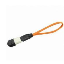 Loopback de fibra óptica MPO para cabo Om1