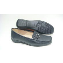 Confort Señora zapatos con TPR suela (SNL-10-080)