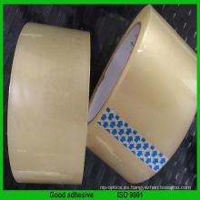 Sin cinta adhesiva ruidosa BOPP (rotura normal, encogimiento)