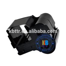 Recurso compatível placa de identificação impressora fita preta 60mm * 130 m PP-RC3BKF para impressora PP-1080RE