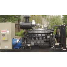 80KW biogas generator