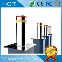 Access Control Electric  Hydraulic Road Bollard