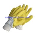 Tc Twill Yellow Work Glove