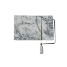 Marble cheese slicing board