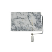 Kitchen Marble Cheese Slicer Board