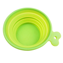 Plastic Pet Folding bowl