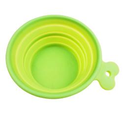 Plastic Pet Folding bowl