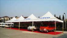 PVC Carports Tent 3x3m (GSX-3)