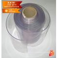 Uso de la cortina de la puerta pvc flexible rodillo claro