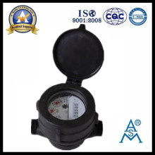 Single Jet Semi-Dry Type Plastic Water Meter