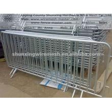 Temporary Portable Fencing (Factory)