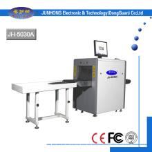 inspection par rayons X, criblage de rayon X JH-5030A expédier à Haïti