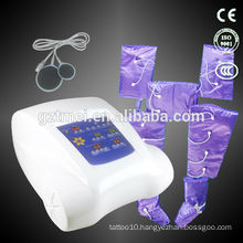 Far infrared pressotherapie 3 in 1 with electric pads slimming machine