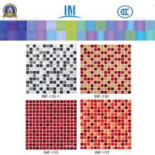 Mosaico / Colorido / Piscina / TV Muro de parede / vidro