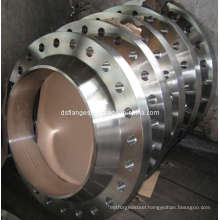 600LBS Weld Neck SCH20 Flanges
