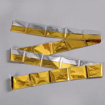 Wholesale oro mylar manta de emergencia