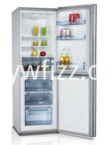 188L Double Door Solar Refrigerator
