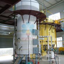 DTDC, dessolventizador, dessolventizante e torrador de linha de extração de óleo de cozinha