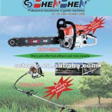 2018 novo cortador de grama 43.0cc CE CCG-80-8F