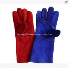 Luvas de Soldagem / Luvas de Trabalho / Luvas de Couro / Luvas Industriais-30