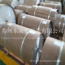 Bobina de aluminio / hoja de aluminio