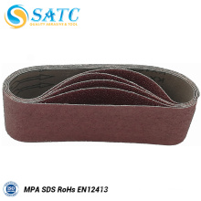10 PACK High Quality board/wood sanding abrasive belt for Weld grinding