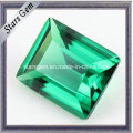 Synthetic Green Emerald Loose Nano Spinel Stone