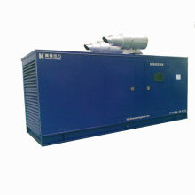 Generador de energía grande estación de transformador