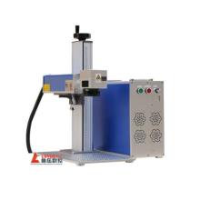 Máquina de escrever a laser de fibra Smart Data-code