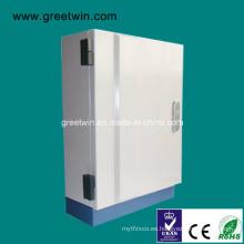 43dBm WCDMA / 3G Repetidor de fibra óptica \ amplificador de señal móvil / impulsor de señal de la célula (GW-43FORW)