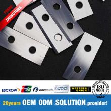 Cuchillos reversibles de carburo 14x14x2mm, cuchillas insertables Carbid