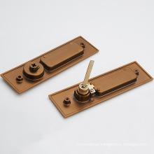 Indoor Sliding Door Lock Light Luxury Wooden Door Double-Sided Lock GO-SY5
