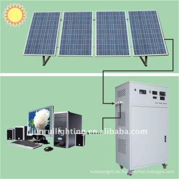 Hot Verkauf CE 540w Hause Solargenerator; Solaranlage für family(JR-540w)