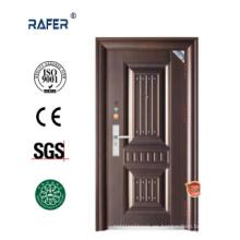 Puerta de acero de color cobre (RA-S025)