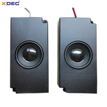 XDEC 8ohm 10w haut-parleur de télévision LCD à fort son
