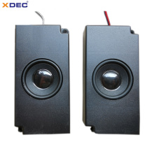 XDEC 8ohm 10w loud sound LCD tv speaker