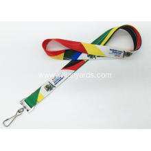 Custom Polyester Printed Lanyards