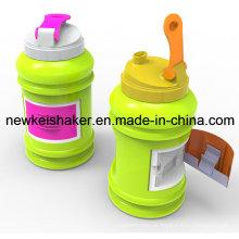 2200ml / 2500ml garrafa PET PET garrafa de plástico para comida, chaleira