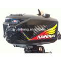 2 stroke 3.6hp Small motor boat engine HANGKAI