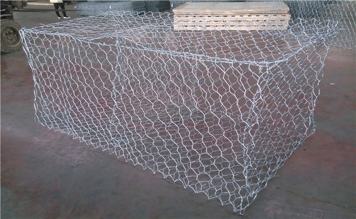 hot dip galvanized gabion box