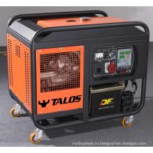 Резервный дизель-генератор мощностью 10 кВт (DG15000AT)